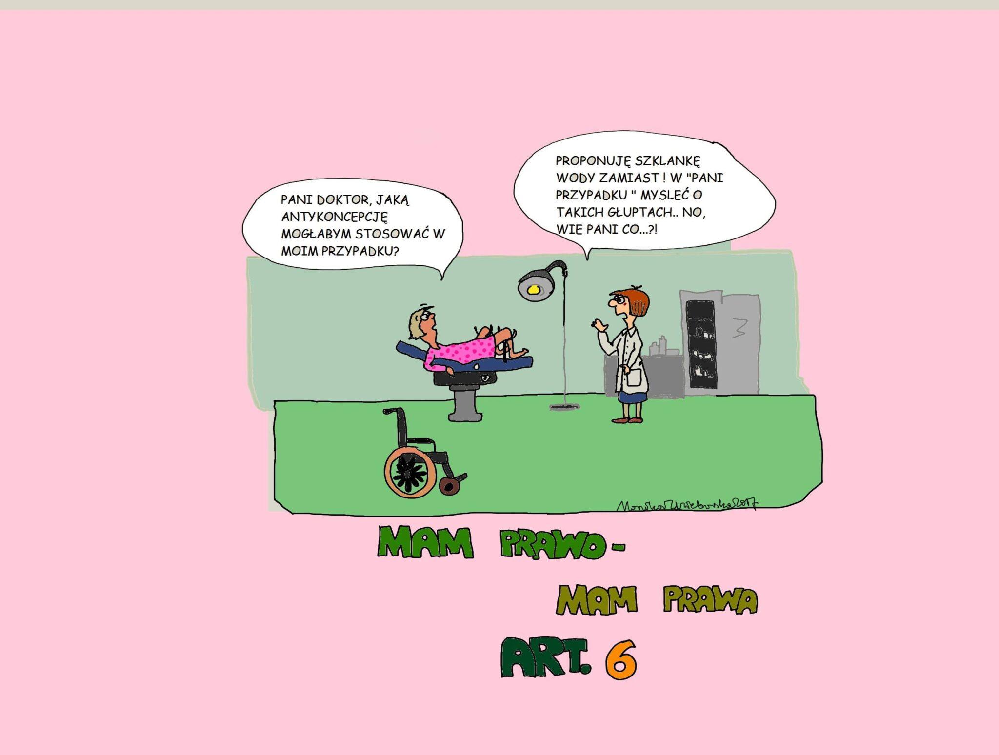 Niezależne życie osób niepełnosprawnych