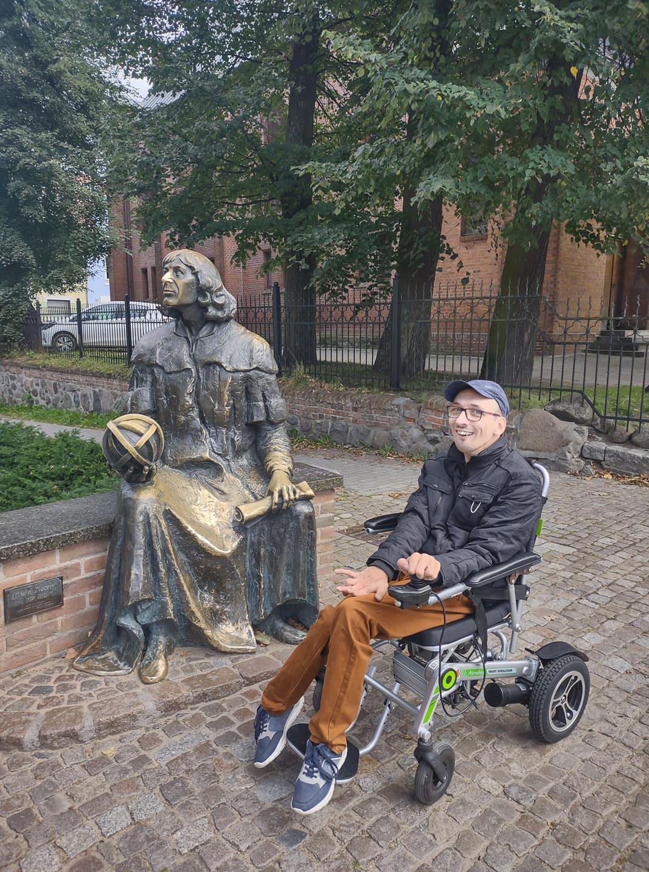 Z Mikołajem Kopernikiem wOlsztynie