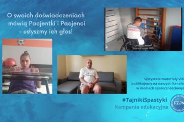 Trzy różne historie ospastyczności – #TajnikiSpastyki